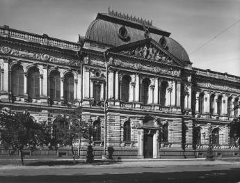 Museum of Baron A.L.Stieglitz Central School for Technical Drawing. (Presently the St Petersburg State Academy of Arts and Industry).