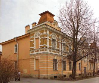 House of R.V. Ivanov-Razumnik.