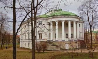Estate of M.V. Kochubey (the Reserve palace, the Vladimir Palace).
